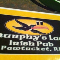 Photo taken at Murphy's Law Irish Pub by Olga F. on 3/2/2013