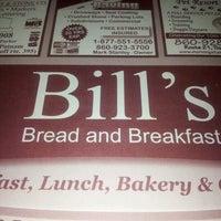 Photo taken at Bill's Bread & Breakfast by Bill H. on 1/14/2013