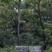 Photo taken at Tuttle Park by Amanda on 10/6/2013