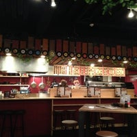 Photo taken at マリブ食堂 難波店 by あえい on 12/8/2012