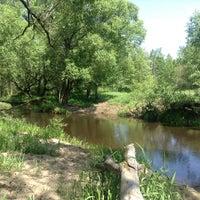 Photo taken at Устень by Дмитрий К. on 5/25/2013