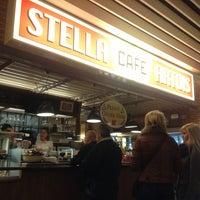 Photo taken at Stella Artois Café by Дмитрий К. on 3/31/2013