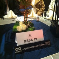 Photo taken at Centro Mexicano Libanés by Sony E. on 12/7/2012