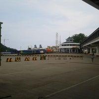 Photo taken at Kantor ASDP Merak by Tino (Tewu) S. on 4/26/2013