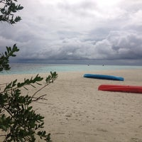 Photo taken at Asdu Sun Island by Aishath L. on 11/11/2013