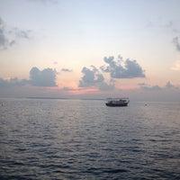 Photo taken at Asdu Sun Island by Aishath L. on 11/18/2013