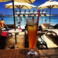 7/19/2014 tarihinde Feritziyaretçi tarafından La Plage Port Cratos'de çekilen fotoğraf
