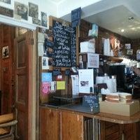 Photo taken at Wild & Wood Coffee by Stefanie W. on 6/21/2013
