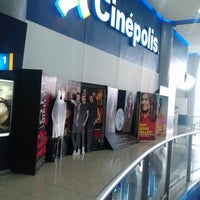 Photo taken at Cinépolis by Dany C. on 8/24/2013