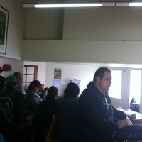 Photo taken at Conservador De Bienes Raices De Nueva Imperial by Jonathan Eduardo S. on 3/1/2013