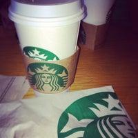 Photo taken at Starbucks by Victor M. on 10/20/2012