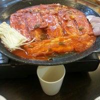 Photo taken at 大长今 Onix Jun Restaurant by Jason L. on 3/8/2013