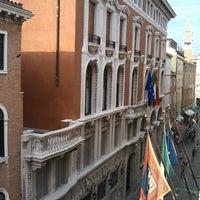 Photo taken at Ca' Pedrocchi by Konstantin M. on 8/8/2013