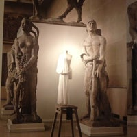 Photo taken at MoMu Antwerp - ModeMuseum Provincie Antwerpen by astrid v. on 11/24/2012