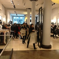Photo taken at Zara by Thien P. on 2/16/2013