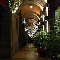 Photo taken at Via Farini by Simone P. on 12/29/2013