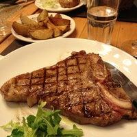 Снимок сделан в Sam's Steak House пользователем Максим К. 11/8/2012