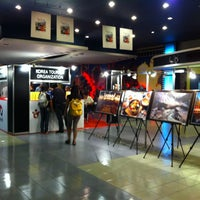 Photo taken at SM Cinema Megamall by MK on 9/18/2013