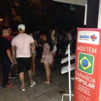 Photo taken at Drogaria São Paulo by Marcelus G. Z. on 11/28/2016