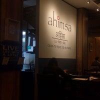 Photo taken at Ahimsa by Pratheeksha K. on 9/17/2016