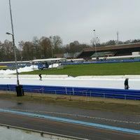 Photo taken at Burgemeester Damenpark by Henk v. on 1/15/2017