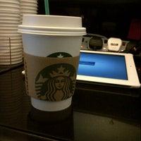 Photo taken at Starbucks by Fara d. on 9/19/2012
