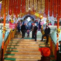 Photo taken at Gurudwara Sahib by Saurabh K. on 1/5/2017