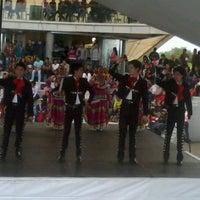 Photo taken at Centro Universitario UAEM Valle de Mexico by Lenore D. on 9/14/2012