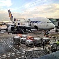 Das Foto wurde bei Frankfurt Airport (FRA) von Bryant B. am 6/29/2013 aufgenommen