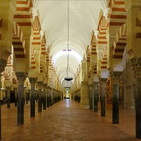 Photo taken at Mosque-Cathedral of Cordoba by Bryant B. on 3/24/2013