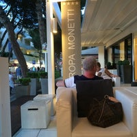 Photo taken at Europa Monetti Hotel by Manuel on 6/9/2014