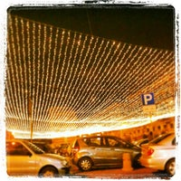 Photo taken at Piazza Carlo Bilotti (Ex Piazza Luigi Fera) by Tommaso T. on 12/15/2012
