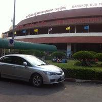 Photo taken at Bangkok Bus Terminal (Chatuchak) by 🔰Natthew💋 B. on 2/22/2013