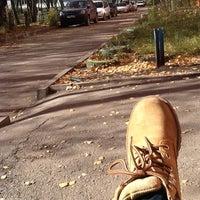 Photo taken at петухова 132 антошен двор:* by Полина on 10/13/2012