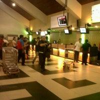 Photo taken at Supadio International Airport (PNK) by Kemal S. on 8/18/2013