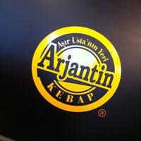 Photo taken at Arjantin Cafe by Sevil Ç. on 12/25/2015