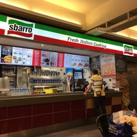Photo taken at Sbarro by Ümran A. on 6/29/2017