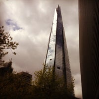 Photo taken at The Shard by Chris C. on 5/5/2013