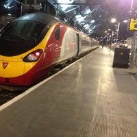 Photo taken at Platform 7 by Marat A. on 3/13/2013