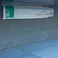Photo taken at Ciudad de la Justicia de Almería by Miguel M. on 11/19/2012