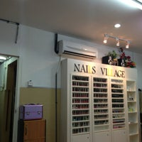 Photo taken at Nails Village by Elainne L. on 2/7/2013