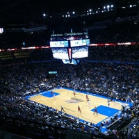 Photo taken at Chesapeake Energy Arena by Chase G. on 3/28/2013