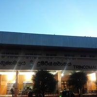 Photo taken at Trincomalee Railway Station by Sandaru D. on 6/21/2014