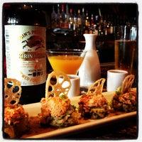 Photo taken at RA Sushi Bar Restaurant by Mel on 4/25/2013