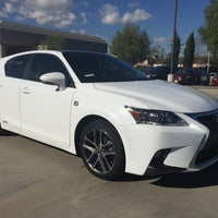 ... Photo Taken At Lexus Of Westminster Service And Parts By Mel On 12/13/  ...