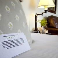 Photo taken at Gauthier's Saranac Lake Inn by Nicole B. on 11/17/2012