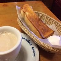 Photo taken at Komeda's Coffee by daidai k. on 2/2/2014