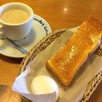Photo taken at Komeda's Coffee by daidai k. on 1/26/2014