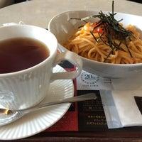 Photo taken at CAFÉ de CRIÉ by Ryohei F. on 1/23/2015