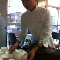 Photo taken at Din Tai Fung by Abdelali   O. on 12/31/2012